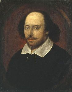 Chandos Portrait of Shakespeare?
