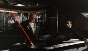 Goldfinger and James Bond