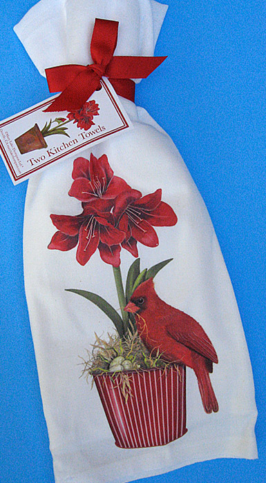 Mary Lake Thompson dishtowels
