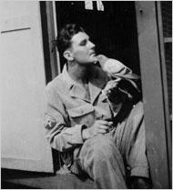 Richard Topus in World War II