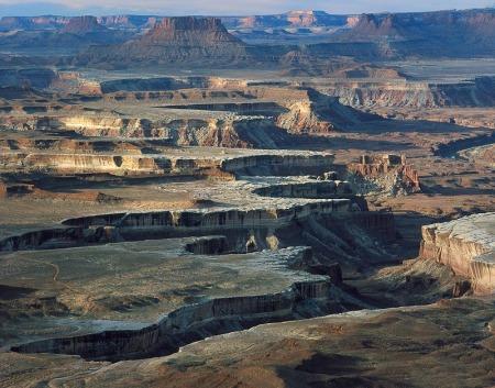 Green River Overlook Canyonlands, Utah